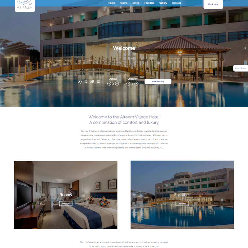 Preview image for Alreem Village Hotel