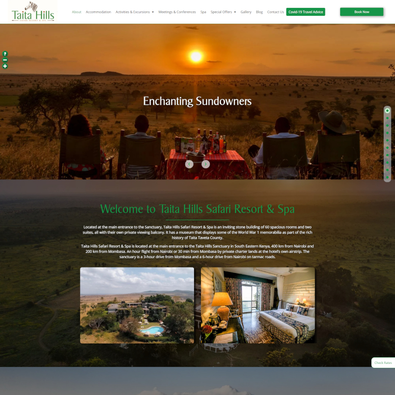 Preview image for Taita Hills Safari Resort