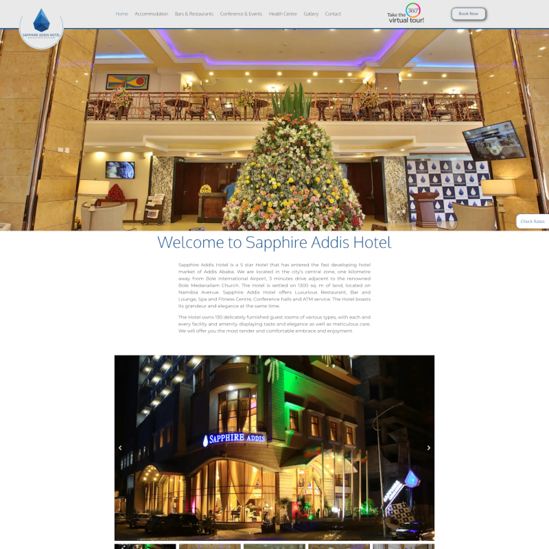 Preview image for Sapphire Addis Hotel