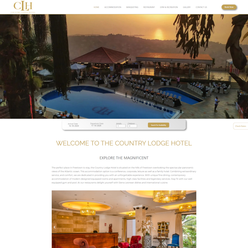 Preview image for Country Lodge Hotel